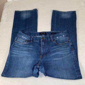 Seven7 Boot Cut jeans 14 EUC